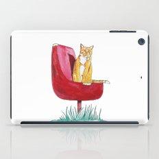 Rusty Cat iPad Case