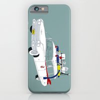 iPhone & iPod Case featuring Ecto-1 by Martin Lucas