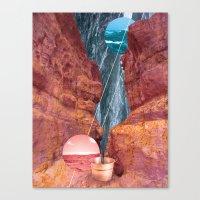 Drip Drop Drip Drop Canvas Print