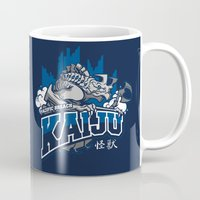 Pacific Breach Kaiju Mug