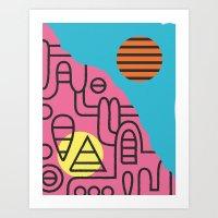 Espectre (#2) Art Print