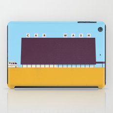 A1A Car Wash iPad Case