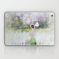 Summer walk Laptop & iPad Skin
