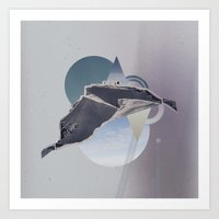 ARC∆DE #2 Art Print