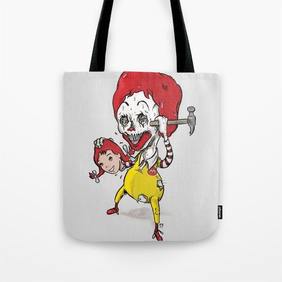 I'm luvin' it Tote Bag