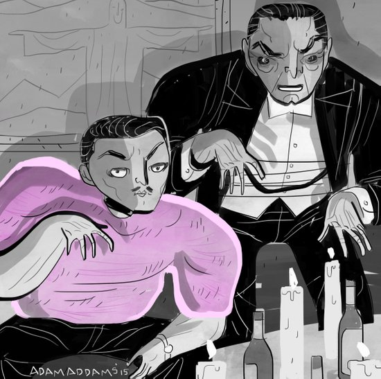 Ed Wood Art Print