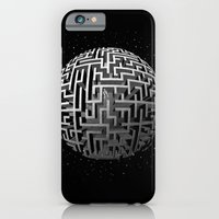 iPhone & iPod Case featuring Lost in Space by victor calahan