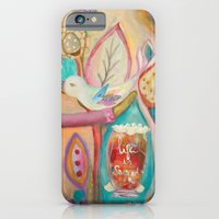 iPhone & iPod Case featuring Life is sacred - inspirational art by Atelier Susana Tavares
