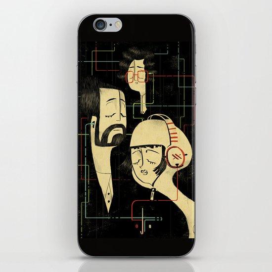 乐 Music v.2 iPhone & iPod Skin