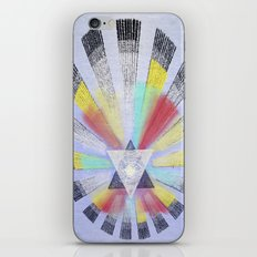 NewLight Realized  iPhone & iPod Skin