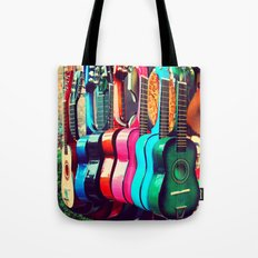 Las Guitarras. Spanish G… Tote Bag