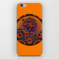 Tree Of Designs iPhone & iPod Skin
