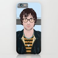 iPhone & iPod Case featuring Graham Coxon Under the Westway by Sasquatch