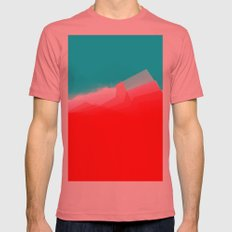 Shift Mens Fitted Tee Pomegranate SMALL