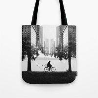 Ride Away Tote Bag