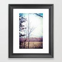 Undressed Framed Art Print