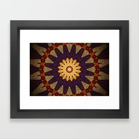 Moroccan Wedding Framed Art Print
