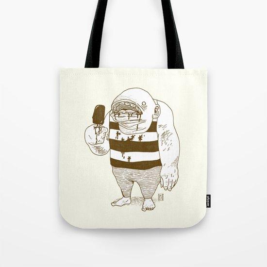 Fudge Pop! Tote Bag