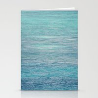 South Pacific X The Cora… Stationery Cards