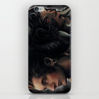 Balthier And Fran Final … iPhone & iPod Skin