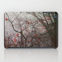 Forest Of Red iPad Case