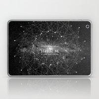 STARGAZING IS LIKE TIME … Laptop & iPad Skin
