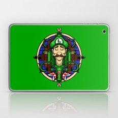 Luigi's Lament Laptop & iPad Skin