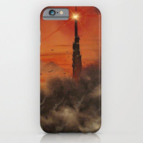Mordor iPhone & iPod Case