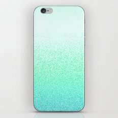 I Dream in Mint iPhone & iPod Skin