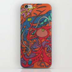 As I Walk Through The Valley iPhone & iPod Skin