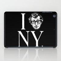I (Woody) NY iPad Case