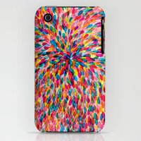 iPhone 3Gs & iPhone 3G Cases featuring Colorful by Aeropagita Prints