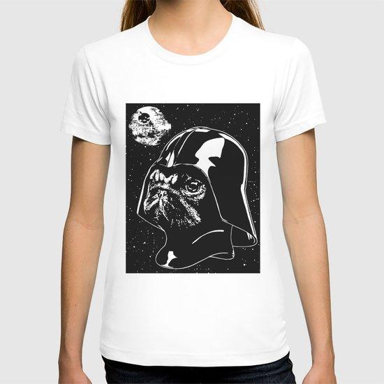 Pug Vader T-shirt