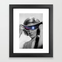 Starfield Vision Framed Art Print