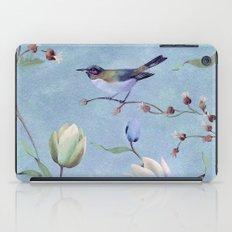 Summer bird iPad Case