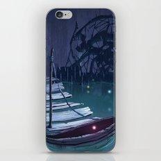 DREAM BOAT iPhone & iPod Skin