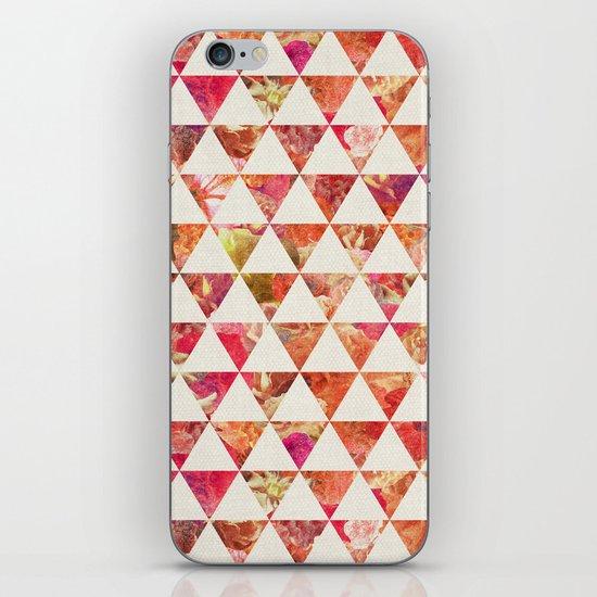 FLORAL FLOWWW iPhone & iPod Skin
