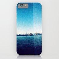 Manhattan Skyline iPhone 6 Slim Case