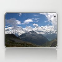 Schlegeis, Austria | Pan… Laptop & iPad Skin