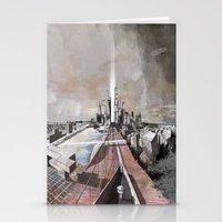 Paris D'avenir 2 Stationery Cards