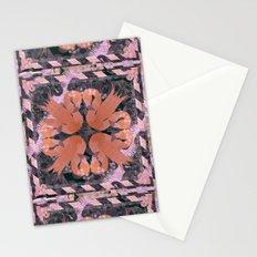 Flamingos  Stationery Cards