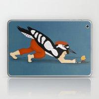Little Woodpecker Laptop & iPad Skin