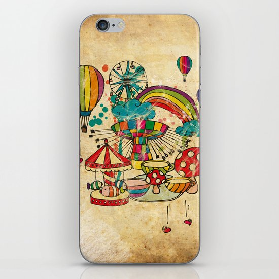 Funfair! iPhone & iPod Skin