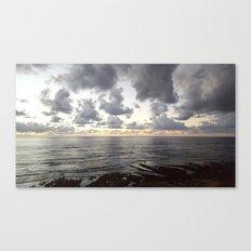 Sunset Cliffs, San Diego Canvas Print