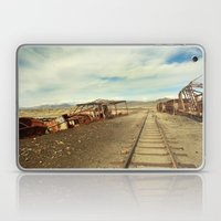 Forgotten trains Laptop & iPad Skin