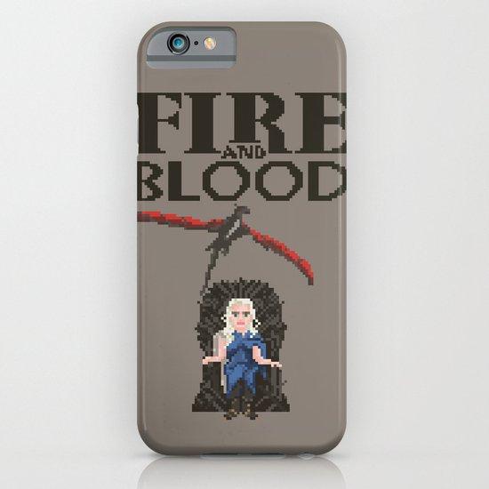 Daenerys Targaryen for the Iron Throne iPhone & iPod Case