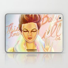 La Roux Laptop & iPad Skin