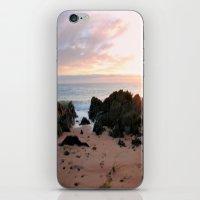 Sunrise over Bass Strait - Tasmania iPhone & iPod Skin
