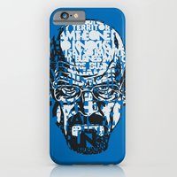 quotes iPhone & iPod Cases featuring Heisenberg Quotes by RicoMambo
