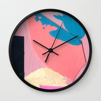 Tiny Two  Wall Clock